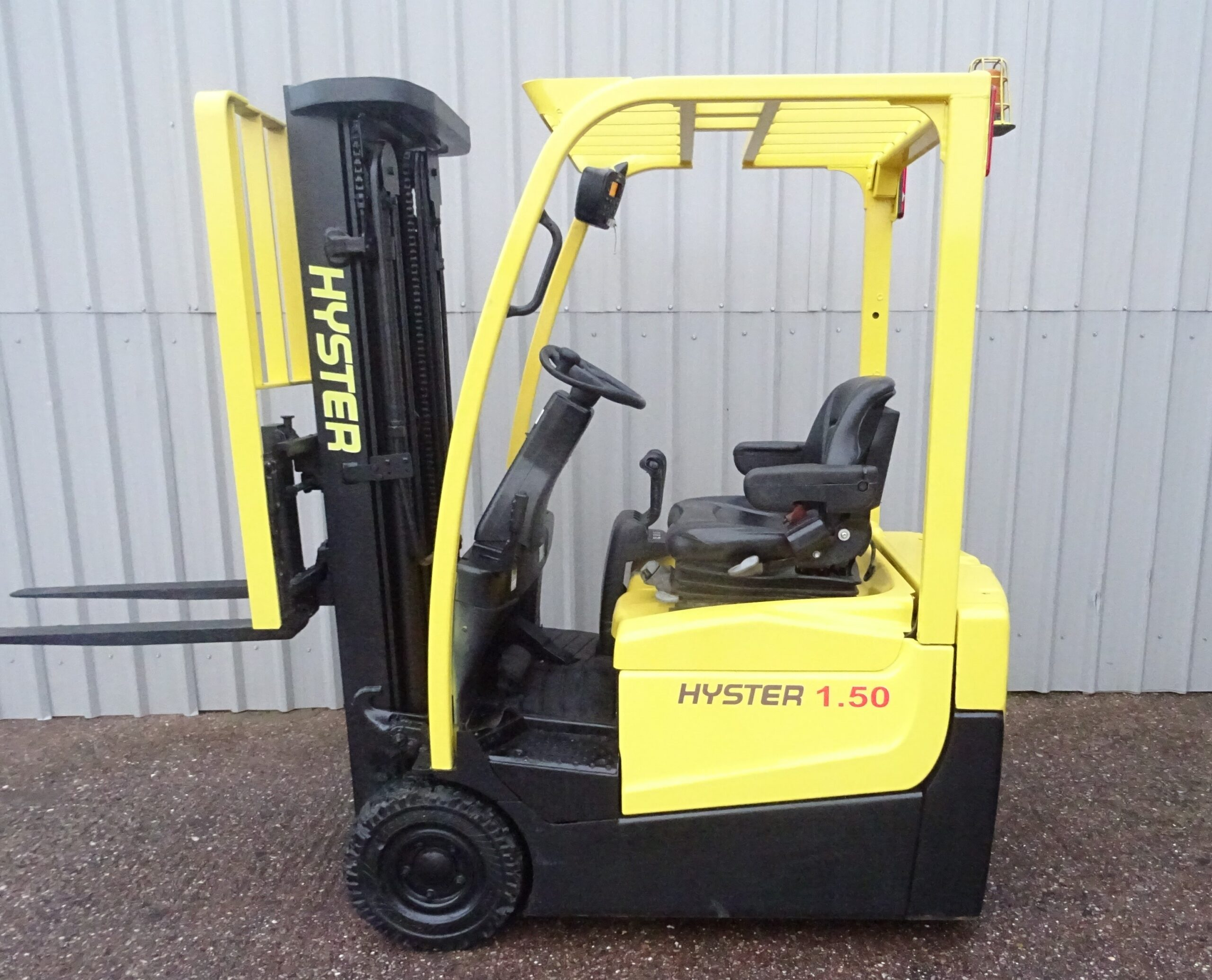 used hyster forklift newcastle