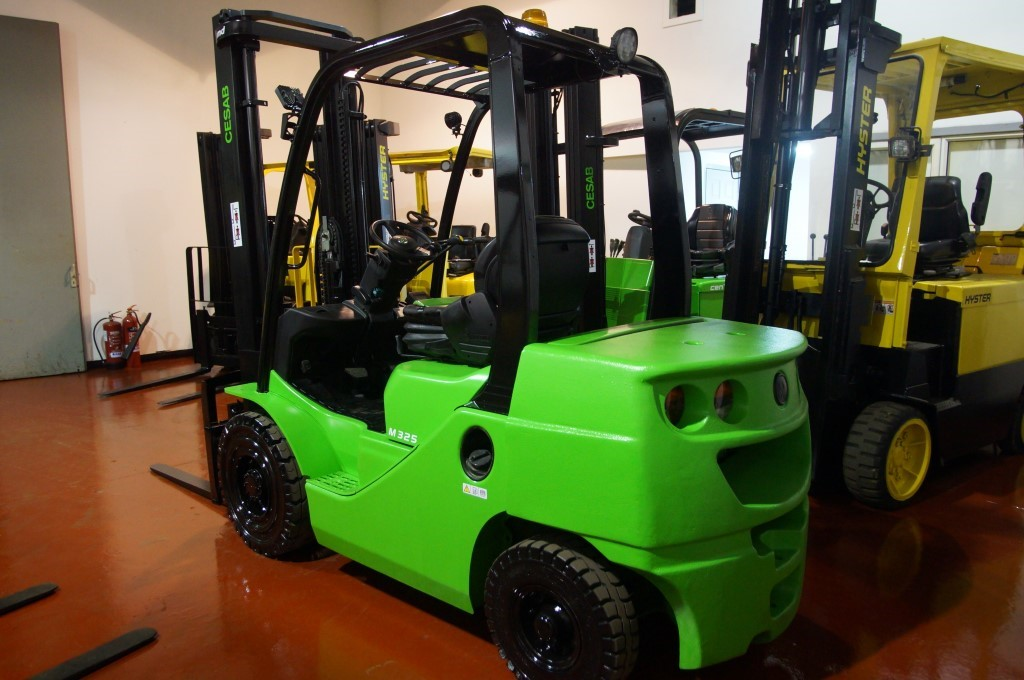 used forklifts gateshead