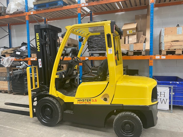 used fork lift newcastle