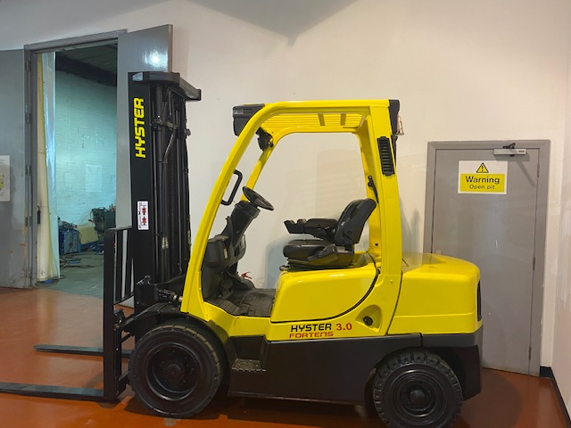 hyster diesel used forklifts newcastle